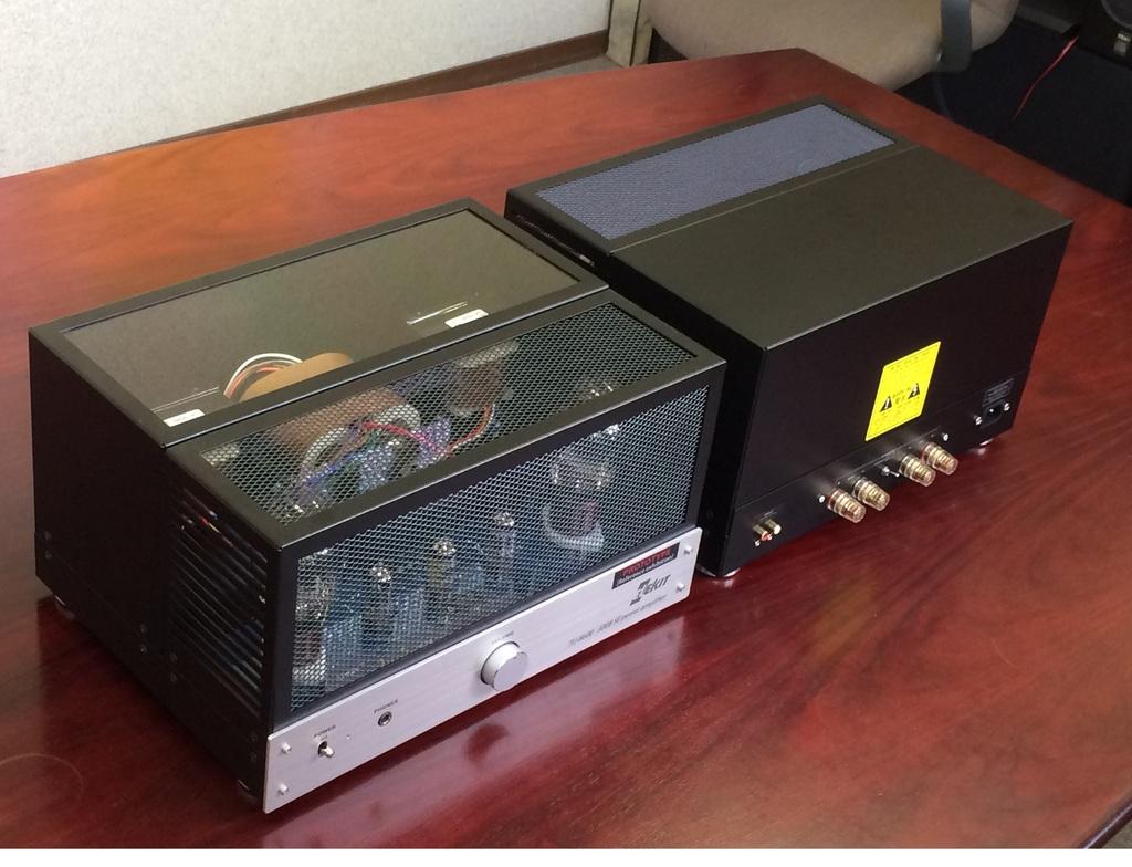 New 300B kit by Elekit (viadiyaudio.com)