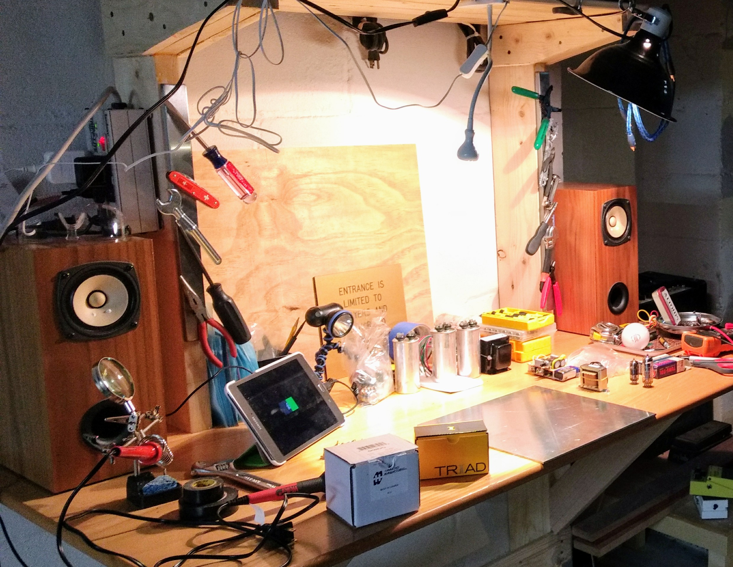 DIY amps: a roadmap for beginners