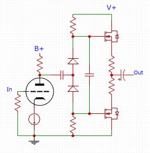 diode bias pp