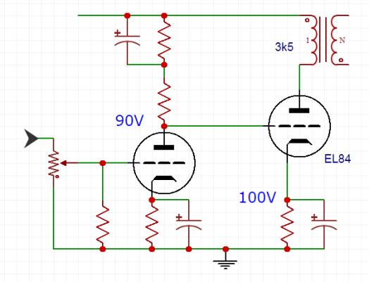 resistor load dc