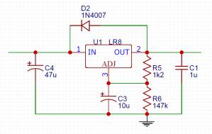 LR8 simple